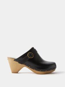 A.p.c. - Bing Belted Crepe Dress - Womens - Burgundy