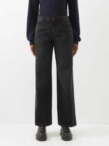Preen Line - Asha Floral Print Crepe Dress - Womens - Red Multi