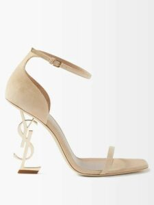 Sir - Marceau Tiered Polka Dot Silk Dress - Womens - Navy
