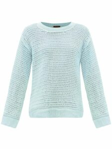 Tibi - Twill Wrap Dress - Womens - Tan