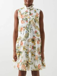 Weekend Max Mara - Eloisa Skirt - Womens - Green Print