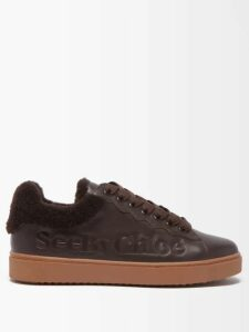 Mary Katrantzou - Talona Postcard Jacquard Midi Skirt - Womens - Blue Multi