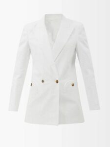 Proenza Schouler - Wildflower Print Georgette Dress - Womens - Black Multi