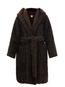 Gucci - Alsacienne Print Pleated Silk Twill Midi Dress - Womens - Pink Multi