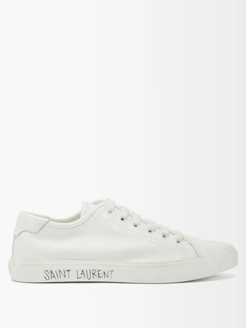 Dolce & Gabbana - Peony Print Cotton Poplin Midi Dress - Womens - Black Multi