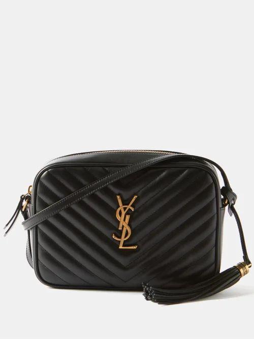 Sara Battaglia - Single Breasted Leopard Print Lamé Jacket - Womens - Leopard