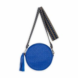 Emily Lovelock - Jacquard Fit & Flare Dress