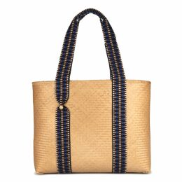 Emily Lovelock - Jacquard Dress With Bow