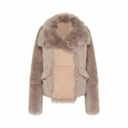 Nissa - Dress With Lace & Ruffles