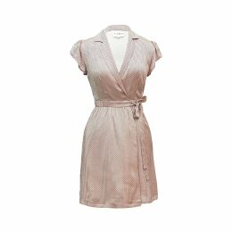 Nissa - Maxi Dress With Golden Print