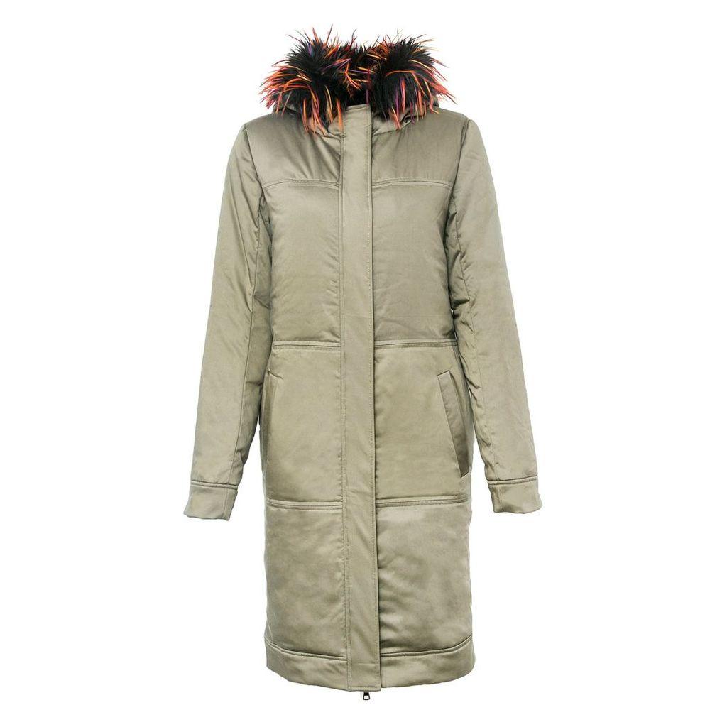 VHNY - Military Green Parka Coat