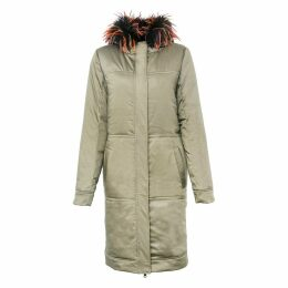 VHNY - Military Green Parka Coat