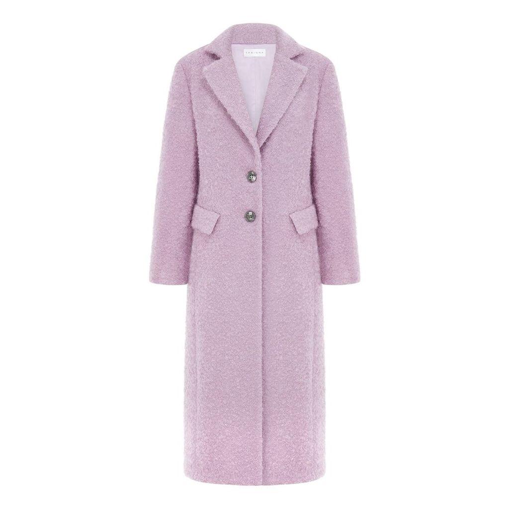 SABINNA - Isla Coat Lilac