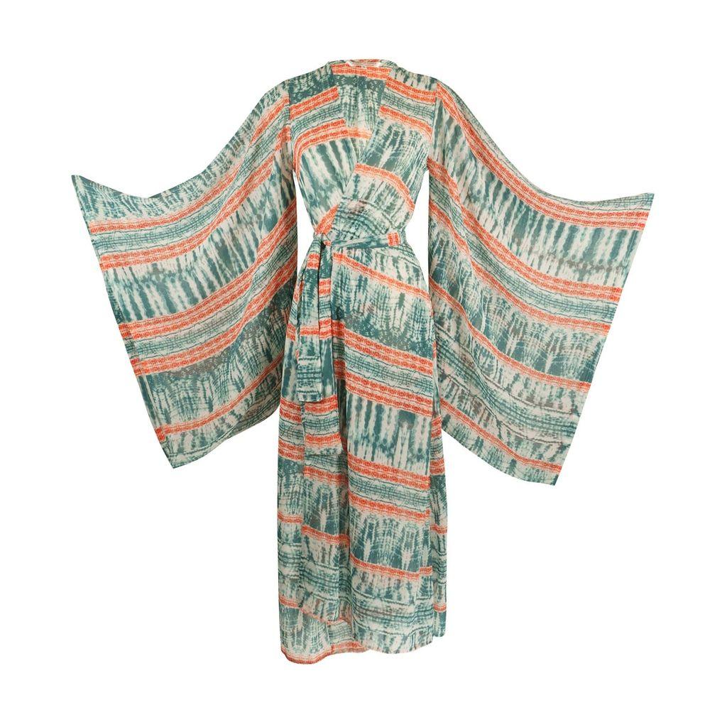 OHMY - Uniform Slim Fit Shiny Jacket