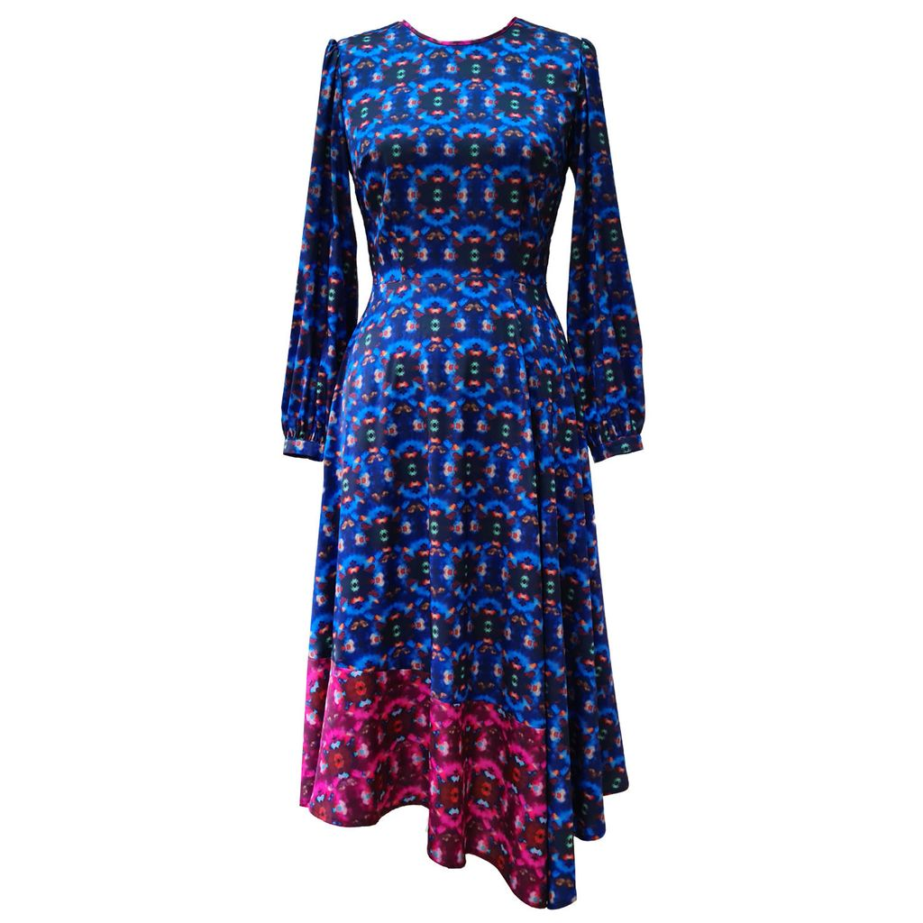 Nissa - Midi Skirt With Lace Details
