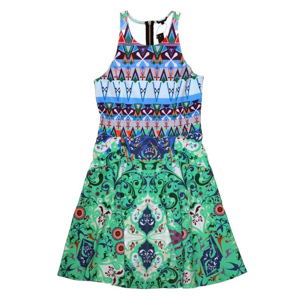 Nissa - Midi Skirt With Ruffles