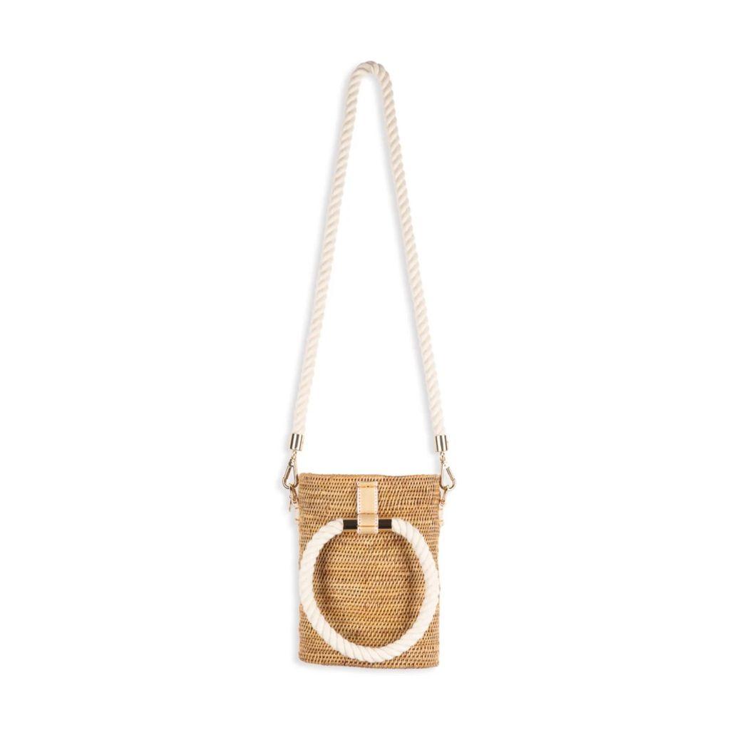 Emily Lovelock - High-Low Hem Skirt - Green