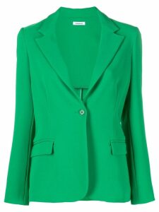 P.A.R.O.S.H. fitted blazer - Green
