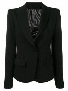 Plein Sud fitted blazer - Black
