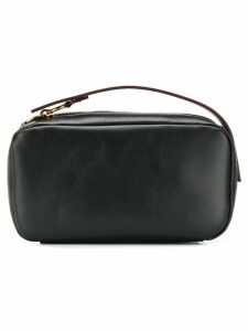 Marni zipped clutch - Black