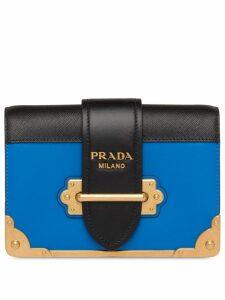 Prada Cahier bag - Blue