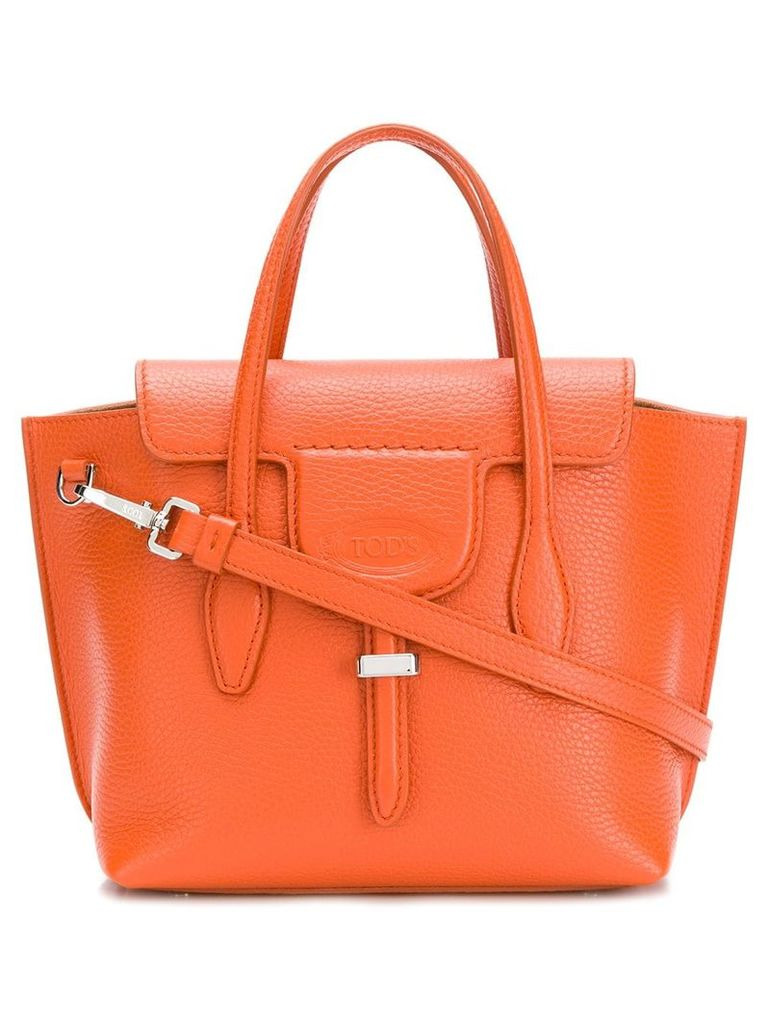Tod's Joy mini shoulder bag - Orange