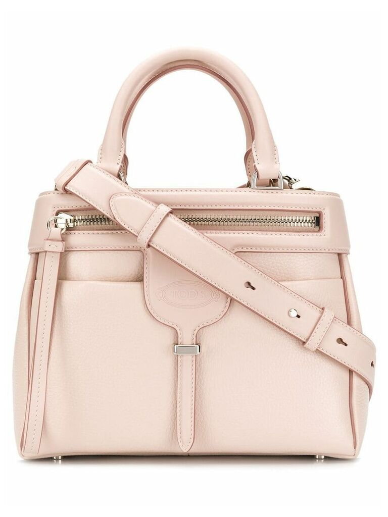 Tod's Thea small tote bag - Pink
