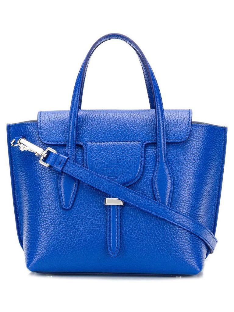 Tod's Joy mini tote bag - Blue