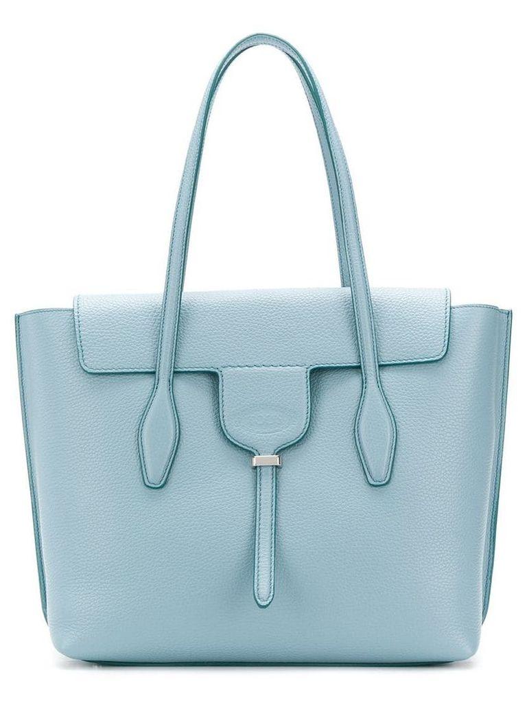 Tod's Joy medium tote bag - Blue