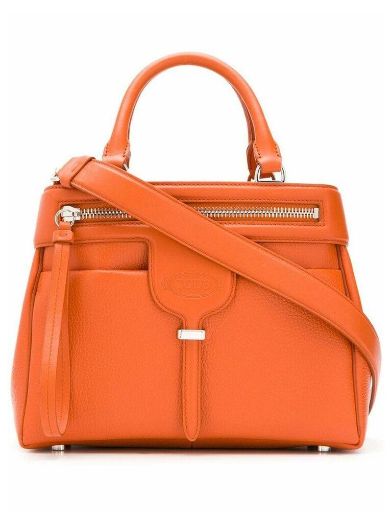 Tod's Thea small tote bag - Orange