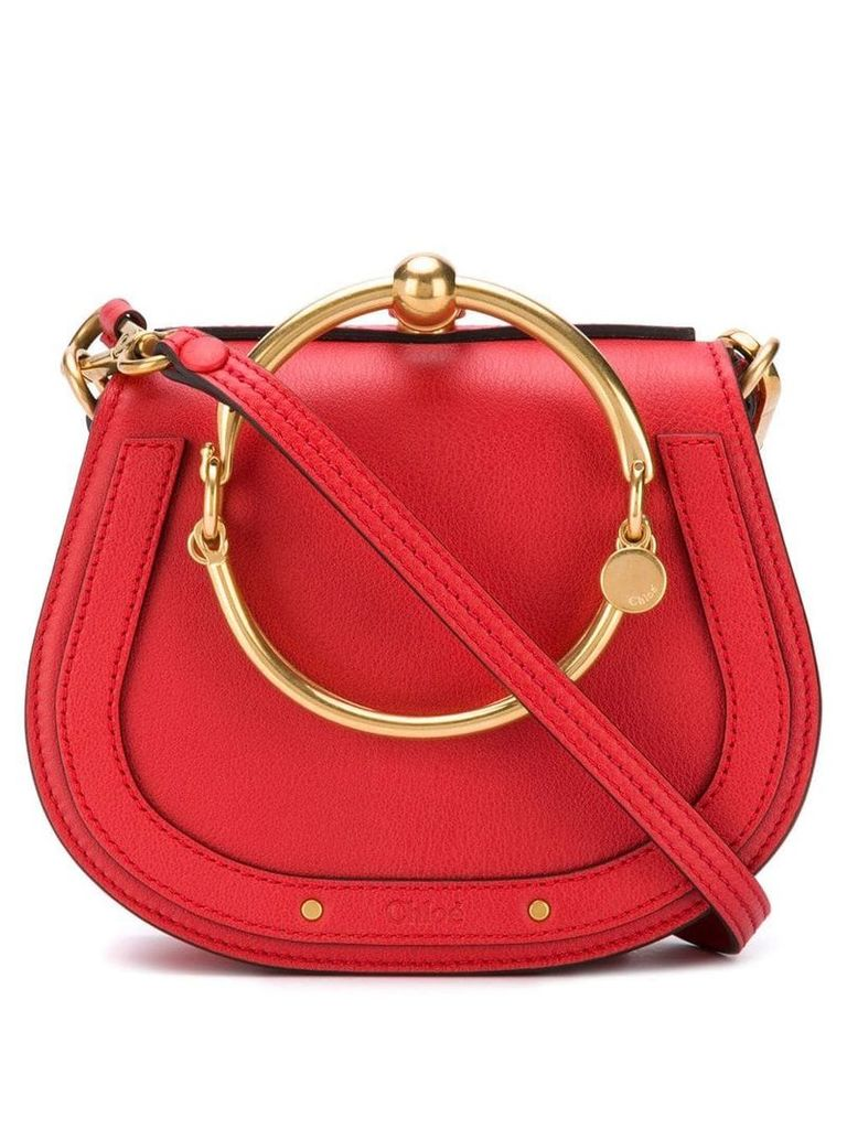 Chloé Nile crossbody bag - Red