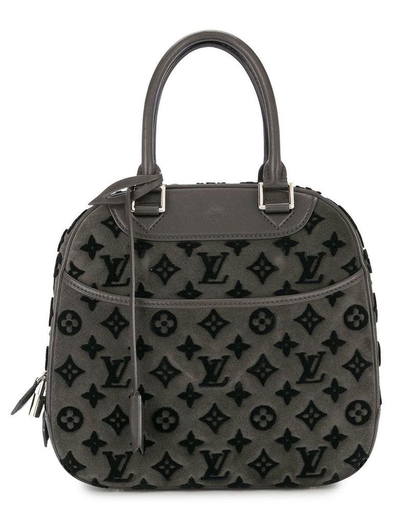 Louis Vuitton Vintage Deauville Cube hand bag - Black