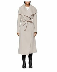 Mackage Belted Long Coat