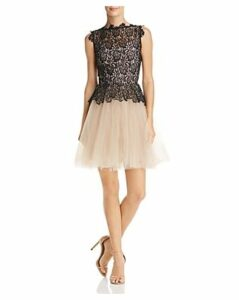 Nha Khanh Lace & Tulle Dress