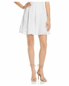 All Things Mochi Teddy A-Line Skirt
