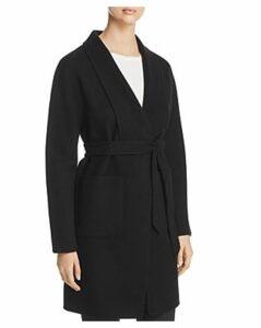 Elie Tahari Rhoda Wool Coat