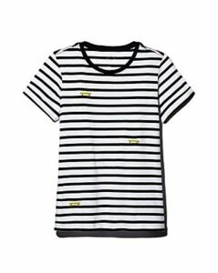 kate spade new york Tiny Taxi Striped Tee