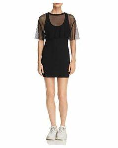 Kendall + Kylie Two-Piece Tank Dress