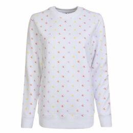 Calvin Klein Jeans All Over Print Sweatshirt
