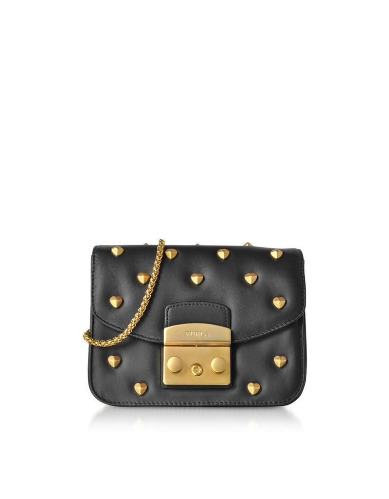 Furla Designer Handbags, Metropolis Amoris Mini Crossbody Bag