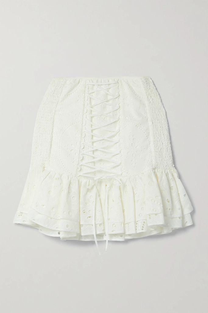 Balenciaga - Ville Xs Aj Printed Textured-leather Shoulder Bag - one size