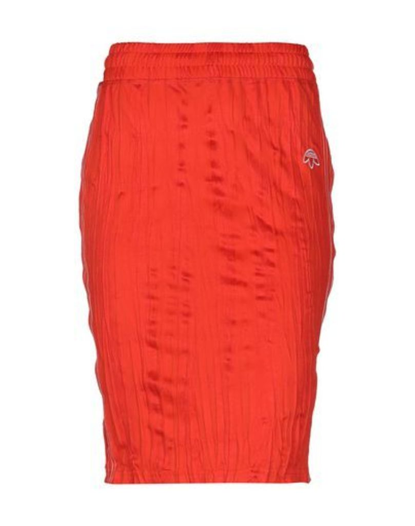 ADIDAS ORIGINALS SKIRTS Knee length skirts Women on YOOX.COM
