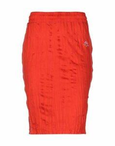 ADIDAS ORIGINALS by ALEXANDER WANG SKIRTS Knee length skirts Women on YOOX.COM