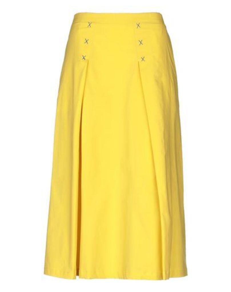 NIŪ SKIRTS 3/4 length skirts Women on YOOX.COM