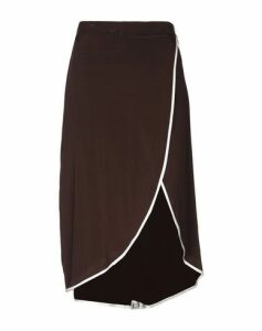 CLÒ CLÒ SKIRTS Knee length skirts Women on YOOX.COM