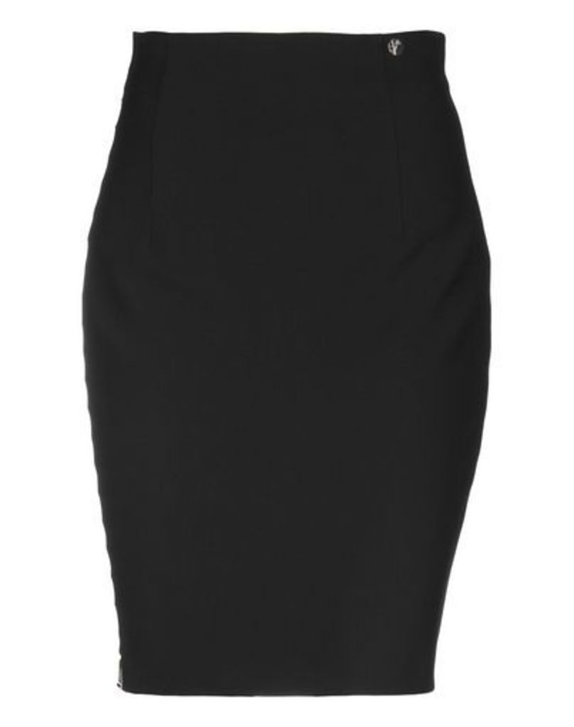 VERSACE COLLECTION SKIRTS Knee length skirts Women on YOOX.COM