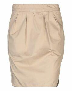 ODEEH SKIRTS Knee length skirts Women on YOOX.COM
