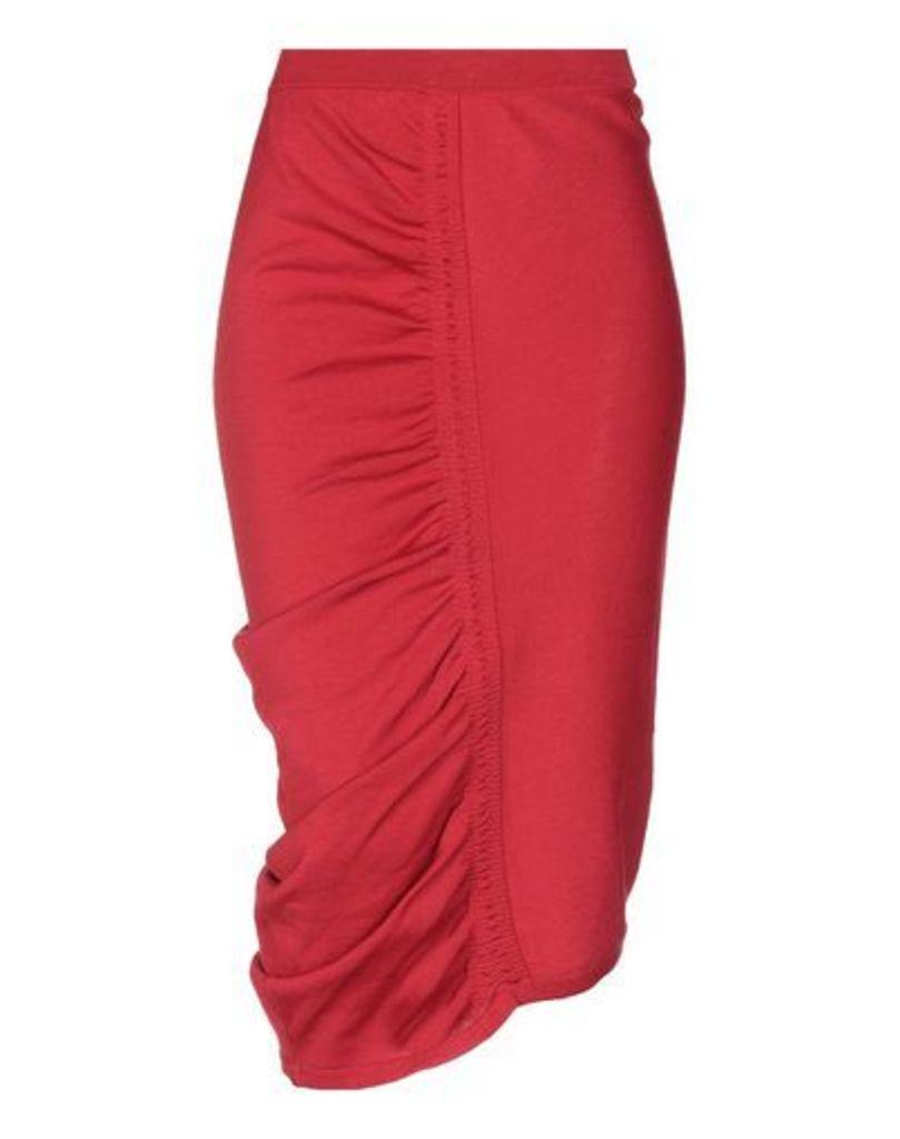 CIRCUS HOTEL SKIRTS Knee length skirts Women on YOOX.COM
