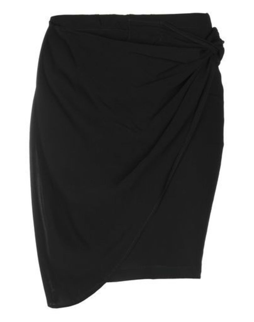 DANIELE ALESSANDRINI SKIRTS Knee length skirts Women on YOOX.COM