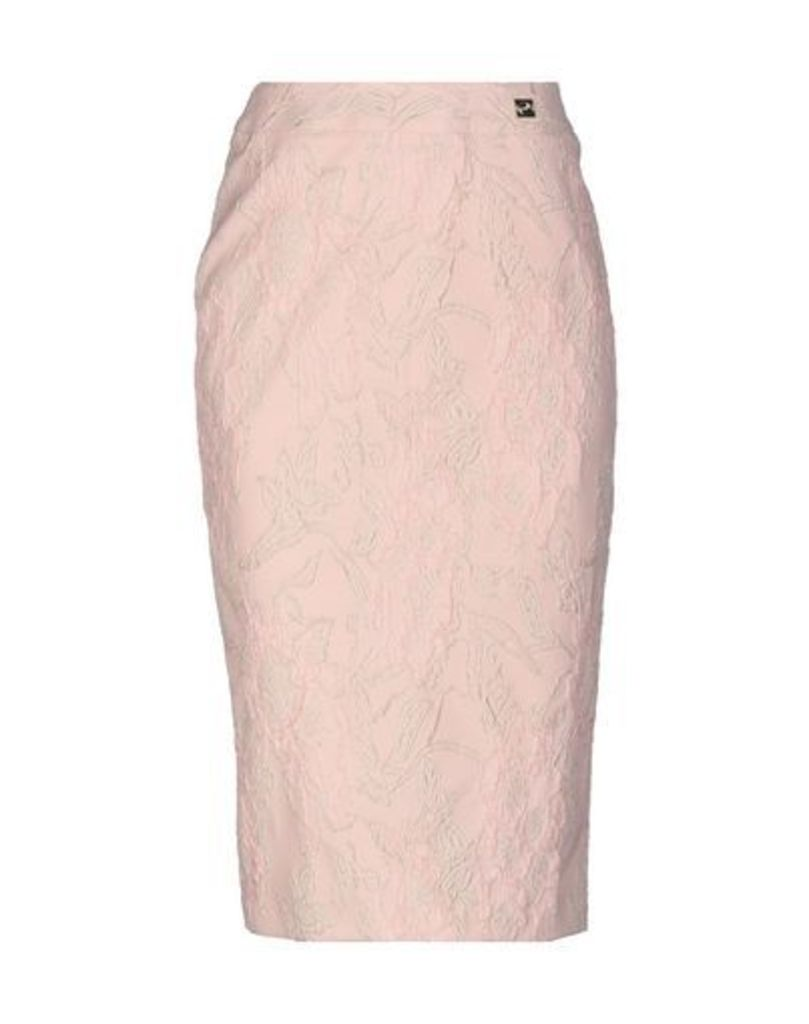 CAVALLI CLASS SKIRTS Knee length skirts Women on YOOX.COM